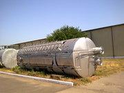 Продам реакторы,  сборники,  емкости,  отстойники,  ферментеры,  наличие.