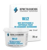 Добавка для бетона «Кристаллизол W12» Гидроизоляционные