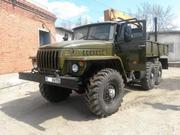 Бортовой а /м Урал 4320