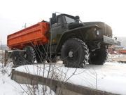 А/м Урал Сельхозник 5557 на шасси