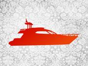 Перетяжка салона катеров,  яхт. Реставрация салона водной техники во В