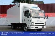 Изотермический фургон Naveco C300L