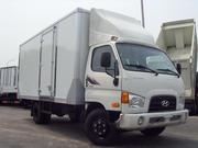 Hyundai HD 78 (E-Mighty) Изотермический фургон