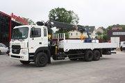 Новый а/м грузовой-бортовой с манипулятором Hyundai HD250 КМУ Hiab 160