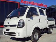 Kia Bongo III J2 4x4 Двухкабинный