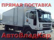 Daewoo Novus 2014 год! Рефрижератор 10000 кг