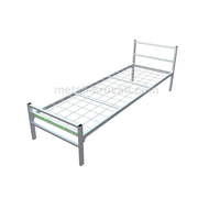 Металлические кровати с пружинами или сетками