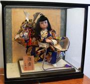 Продаю японскую куклу - воин самурай