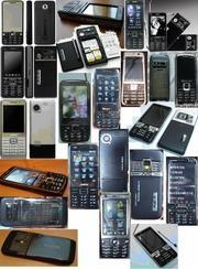 Новые мультимедийные сотовые телефоны, c цветн. TV, 2-мя активн. симками